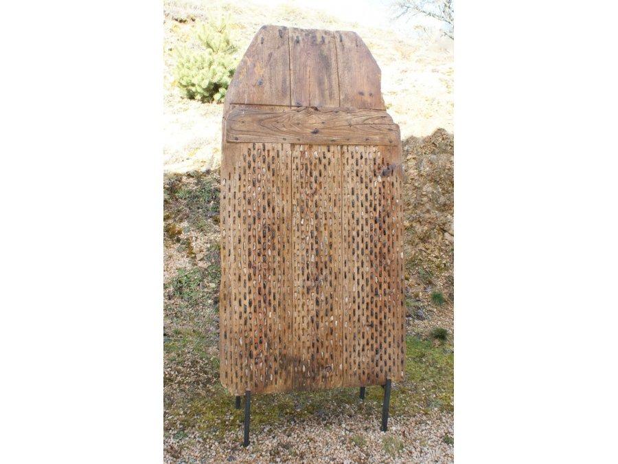 tribulum planche depiquer le ble trillo le brocanteur. Black Bedroom Furniture Sets. Home Design Ideas